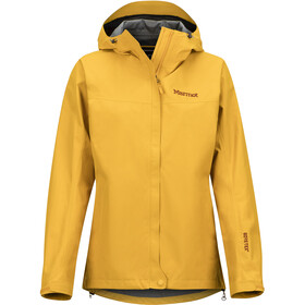 Marmot Minimalist Jacket Women yellow gold